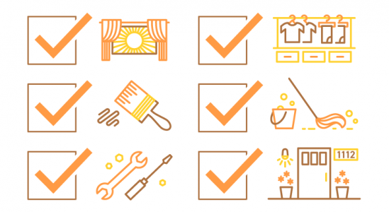 Your Checklist To Get Ready To Sell [INFOGRAPHIC]