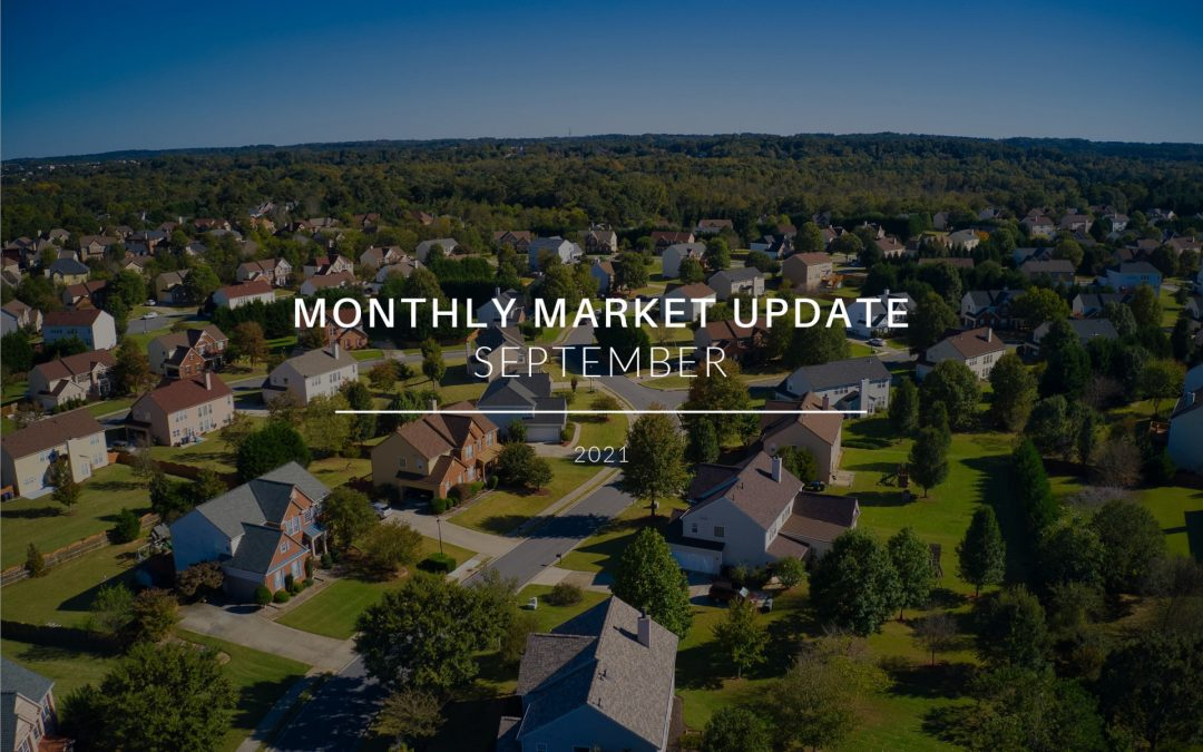 September 2021 Market Update (Video)